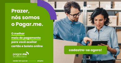 Sistema de pagamento no e-commerce: descubra como escolher e conheça o Pagar.me